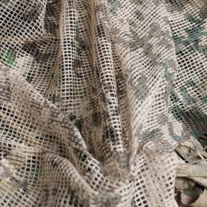 Tragopan camouflage scarf Beige 2Q2A7489BD