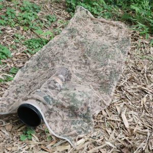 Tragopan camouflage scarf Beige 2Q2A7490BD