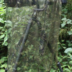 Tragopan camouflage scarf Kaki 2Q2A7458BD