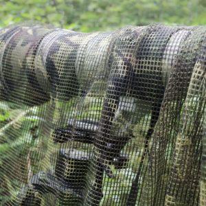Tragopan camouflage scarf Kaki 2Q2A7463BD