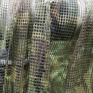 Tragopan camouflage scarf Kaki 2Q2A7467BD