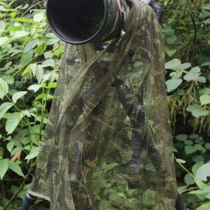 Tragopan camouflage scarf Kaki 2Q2A7470BD