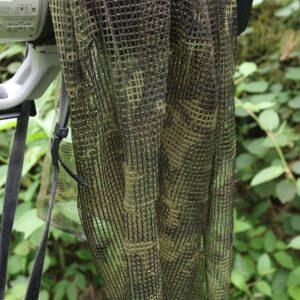 Tragopan camouflage scarf Kaki 2Q2A7479BD