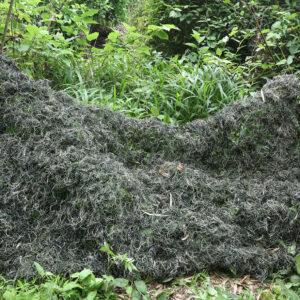 ghillie-deken groen