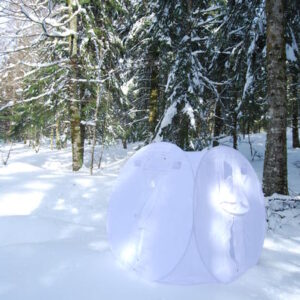 sneeuw schuilhut V4 ov